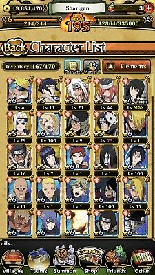 naruto ultimate ninja blazing account | eBay