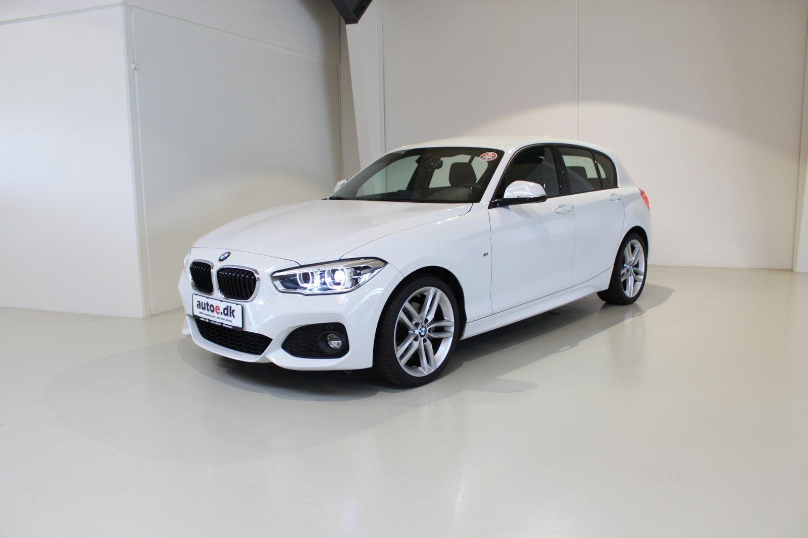 BMW 120i 2,0 aut. 5d