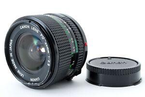EXC-3-Canon-New-FD-nFD-24mm-f-2-8-Weitwinkel-Objektiv-fuer-Canon-SLR-aus-Japan