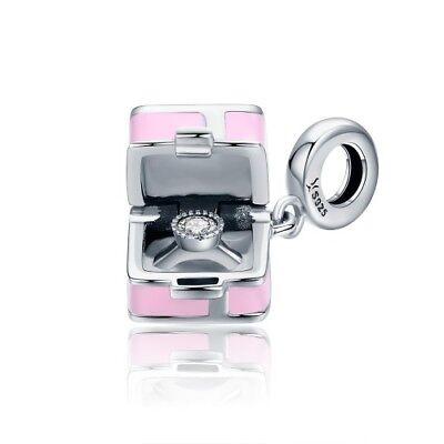 Ä2920 Designer Ring mit Vogel im Antik-Look 925er Silber Zirkonia RW18