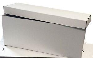 1 x  LONG  COMIC BOX. HOLD 300-350