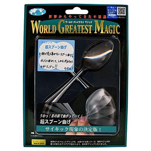 Tenyo Ultra Spoon Bending TULTIMATESPOONBEND Japan Japan new .