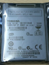 "Toshiba 100 GB 4200RPM 1.8"" MK1011GAH For DELL Latitude XT /D430/D420 hard drive"