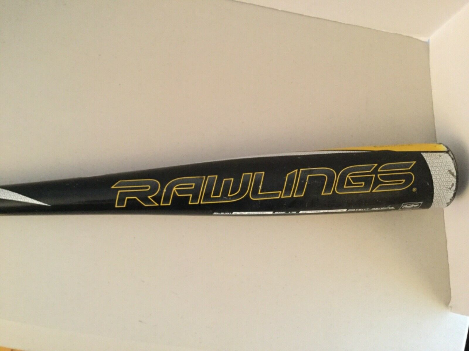 "RAWLINGS 5150 BASEBALL BAT SL51A1 31"" 21 oz (-10)  2 5 8"""