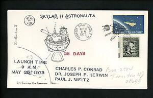 US-Postal-History-Space-Skylab-II-Launch-1973-Kennedy-Space-Center-FL-Mr-Zip