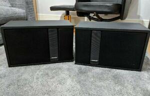 bose 301 series ii direct reflecting speakers