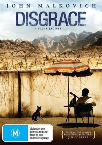 1 of 1 - DISGRACE...JOHN MALKOVICH...REG 4...NEW & SEALED  dvd932