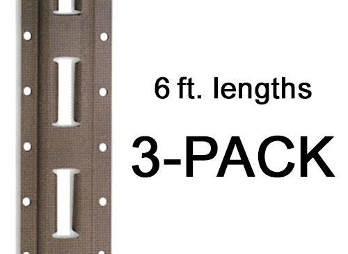 11 Gauge Vertical Trailer Tiedown 6 ft 3 Pieces Kinedyne E Track Mfg USA