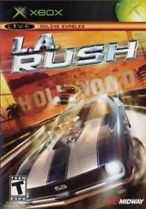 LA Rush Xbox New Xbox