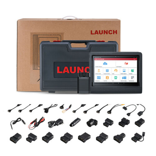 Car Bidirectional Active Test Scanner Tool All Systems Diagnostic Launch X431 V