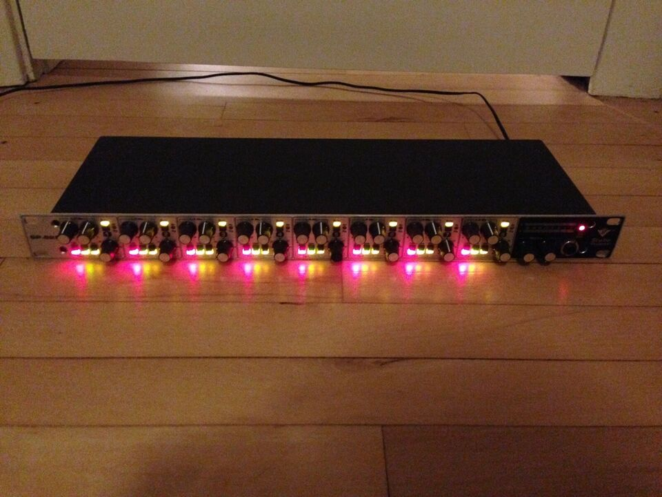 Mic preamp, Studioprojects SP-828