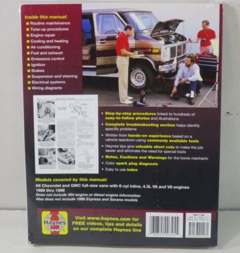 Service & Repair Manuals Parts & Accessories Haynes 24080 Repair ...