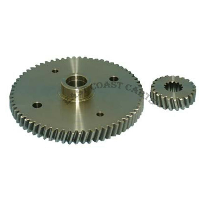 Yamaha G2, G9 GAS Golf Cart HIGH SPEED Gear Set 8:1 Ratio Gears