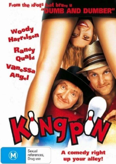 Kingpin : VERY GOOD CONDITION DVD