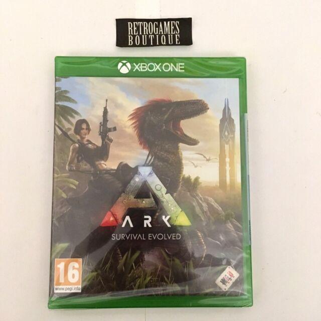 ARK SURVIVAL EVOLVED Xbox One ITA Nuovo SIGILLATO