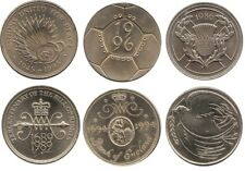 TWO POUND COINS £2 1986, 1989, 1994, 1995 AND  1996 - CHOICE OF YEAR