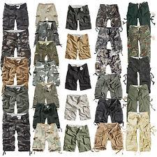 Surplus Cargo Shorts versch. Farben