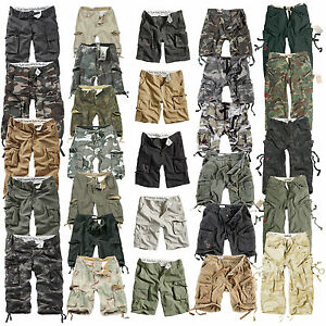 Surplus-Raw-Vintage-Airborne-Trooper-Legend-Engineer-Cargo-Shorts-Bermuda