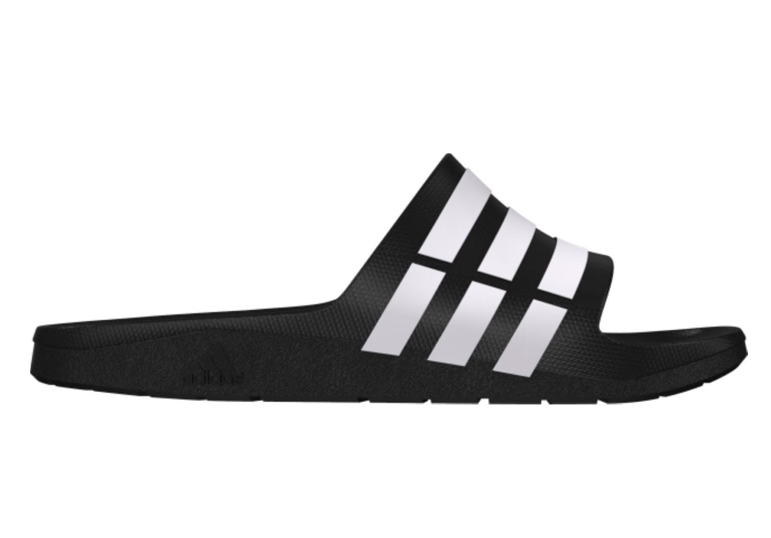 adidas duramo slide slide slide unisex bianco & nero sandali piscina scarpe estate | flagship store  | Di Qualità Fine  | Più pratico  | Uomo/Donne Scarpa  | Scolaro/Signora Scarpa  | Uomo/Donne Scarpa  46a346