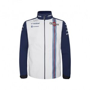 Ufficiale Giacca Team Williams Racing Martini 2015 Softshell XvFwFnSxt