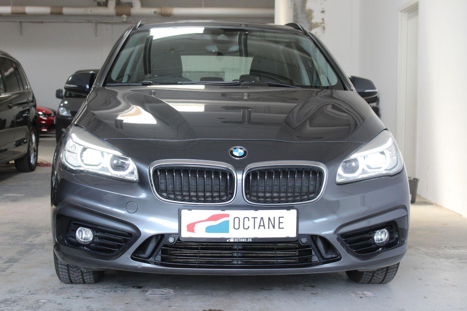 BMW 218d 2,0 Active Tourer Sport Line aut. 5d - 219.900 kr.
