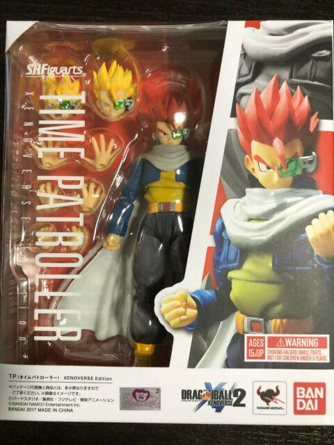 S.H.Figuarts Time Patroller Dragon Ball Xenoverse Edition