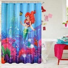 Disney Sirenetta Ariel & Sebastian Bagno Tenda Doccia 180cm x 180cm