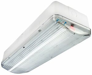 emergency led bulkhead 3 hour fire exit sign ceiling or wall mount