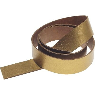 Correa de piel 130 cm de largo efecto craquelé 3,0 mm de grosor cinturón de cuero cuero de vaca gb6