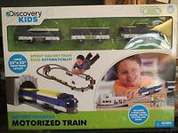 Discovery Kids Motorized Train Set