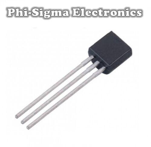 Transistors Pack of 10 2N2222A,2N7000,2N4401,2N4403,2N3904,2N3906,2N2907