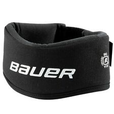 """Bauer Nlp7 Hockey Protective Adult Neck Guard Collar Bnq Certified 13.5""""-17"""""""