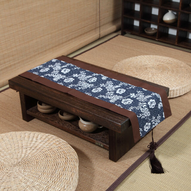 Oriental Antique Furniture Anese Floor Tea Table Wooden Low Tatami For Online