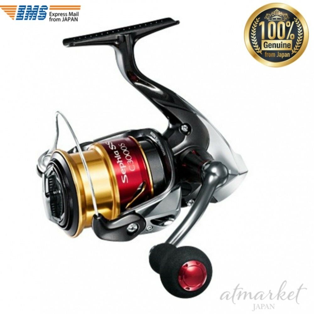 NEW SHIMANO reel 15 Sefia SS C3000S 034823 Sporting Goods genuine from JAPAN