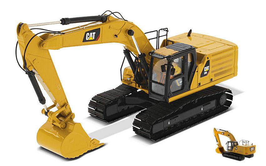 Cat 336 Hydraulic Excavator 1 50 Model DIECAST MASTERS