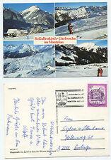 22477 - St. Gallenkirch - Garfrescha - Ansichtskarte, Werbestempel 24.4.1984