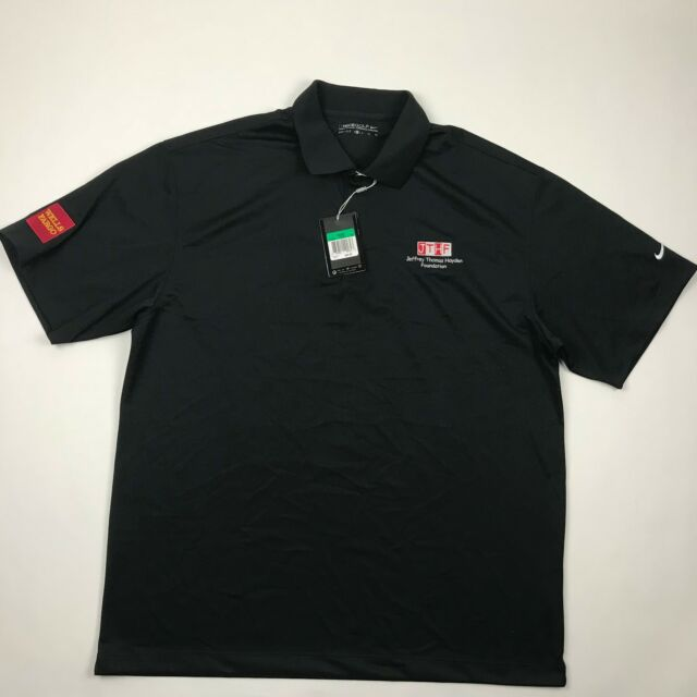 Chalone Vineyard Polo Shirt Embroidery Xl Nike Golf Dry Fit San