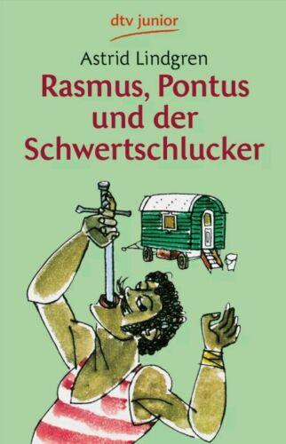 1 von 1 - Rasmus, Pontus und der Schwertschlucker, Astrid Lindgren