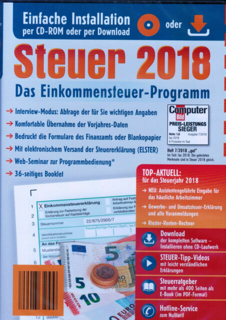 Aldi Steuer 2015 Einkommenssteuer-Programm günstig kaufen ...