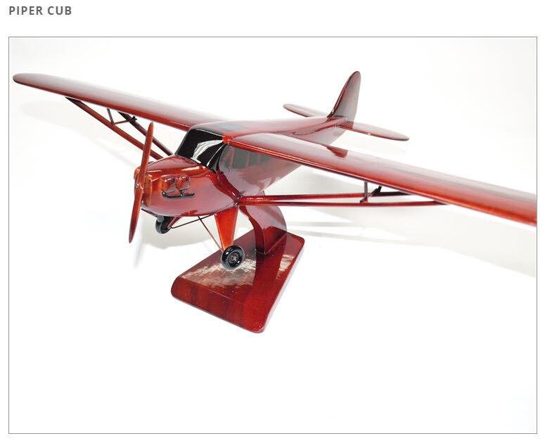 The Piper Aircraft Company Flagship Piper Cub Aircraft