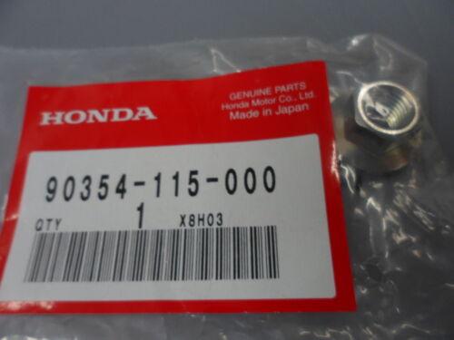 Nos Honda Porca Sextavada 65-99 CL90 SL70 XL100S XL70 XL75 XR100 XR75 Z50 90354-115-000