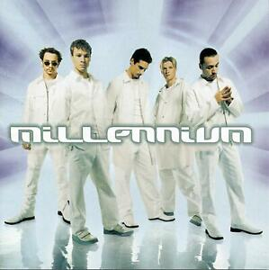 NEW-CD-Album-Backstreet-Boys-Millennium-Mini-LP-Style-Card-Case