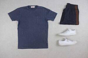 YMC-T-Shirt-Bleu-Petit