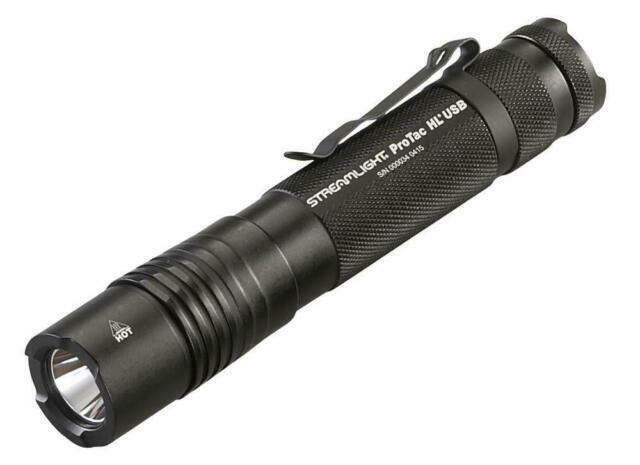 for sale online Streamlight ProTac HL USB 850 Lumens Tactical LED Flashlight 88054 Black