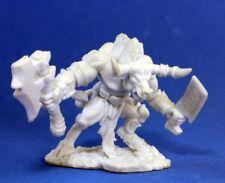 REAPER BONES II KICKSTARTER 77254 Beastman Champion