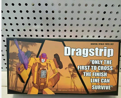IN hand New Transformers DX9 toys D17 Scout G1 Dragstrip Action Figure