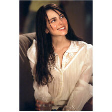 The L Word Mia Kirshner as Jenny Schecter in White Lacy 8 x 10 inch photo