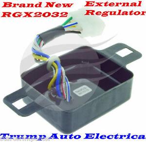 External-Voltage-regulator-for-Toyota-external-regulated-alternators-Square-plug