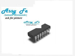 HEF40106BP IC DIP14 SCHMITT TRIGGER HEX 14DIP Inverters CMOS LOGIC 4016 Philips Kca57qNj-09163925-754471921