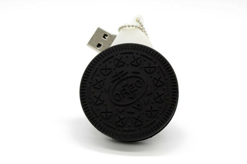 New Lovely Oreo Cookies Cartoon Model USB2.0 8GB flash drive memory stick Gift